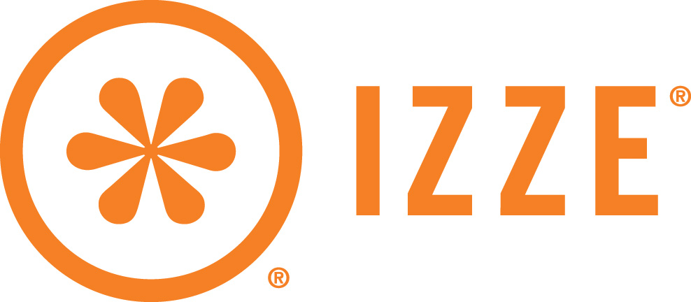 IZZE Logo Horizontal Orange.JPG
