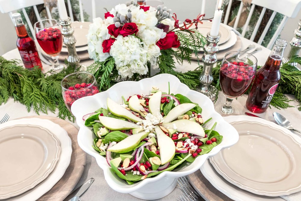 christmas dinner salad recipe