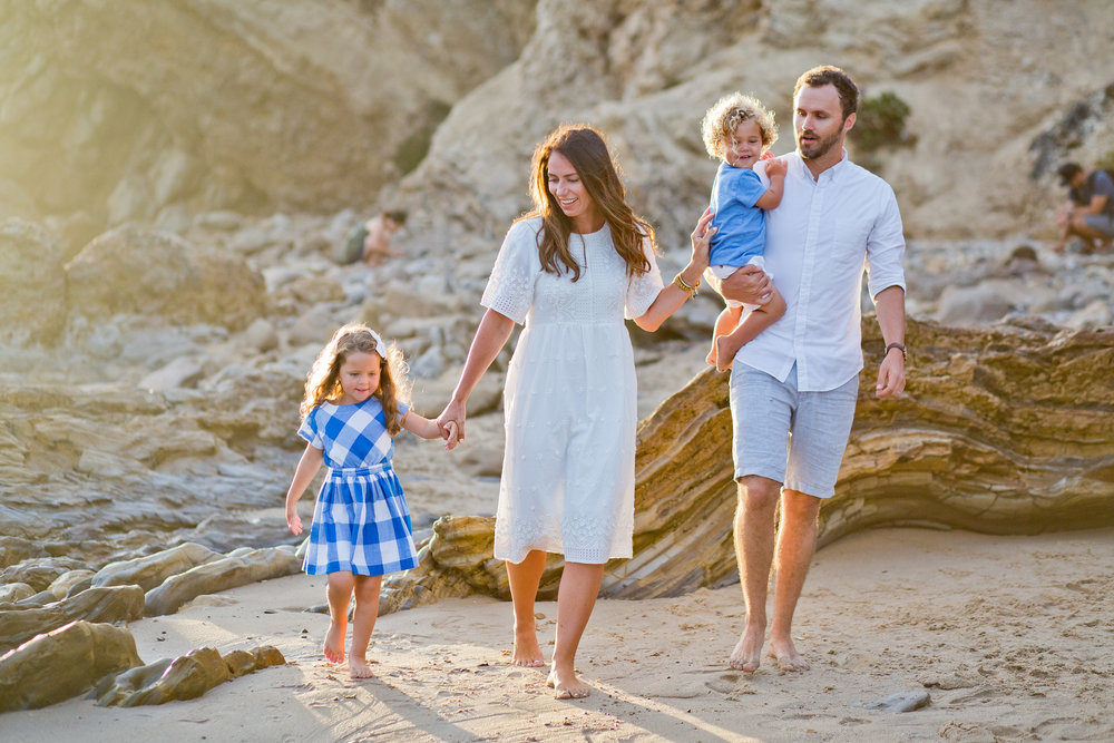 newport beach family photos