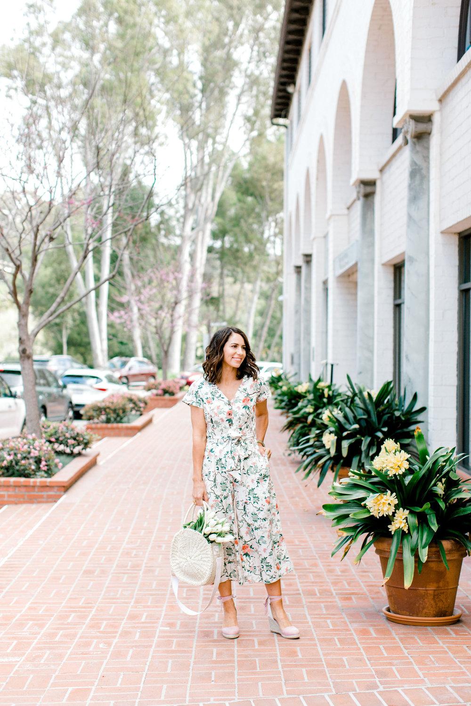gal meets glam floral jumpsuit