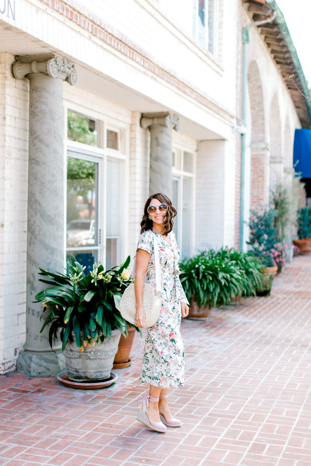 how to wear a jumpsuit for spring