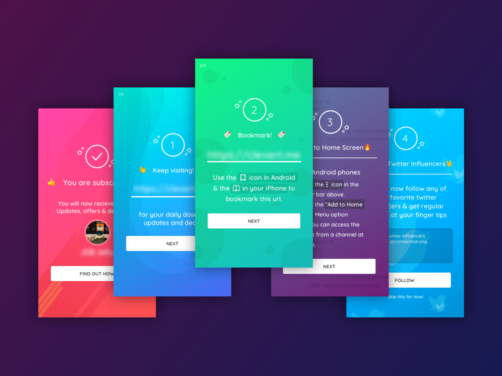 Redesign of Clevert.me Mobile application