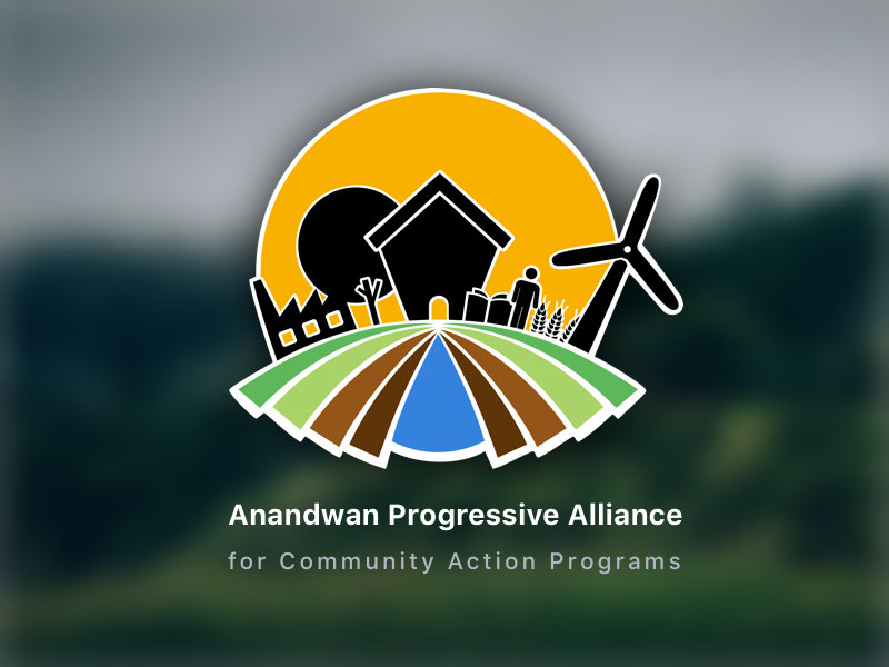 Logo Design for an NGO - Anandwan