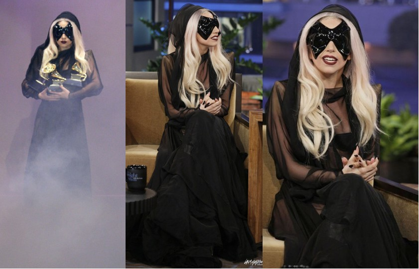 Lady Gaga Mask