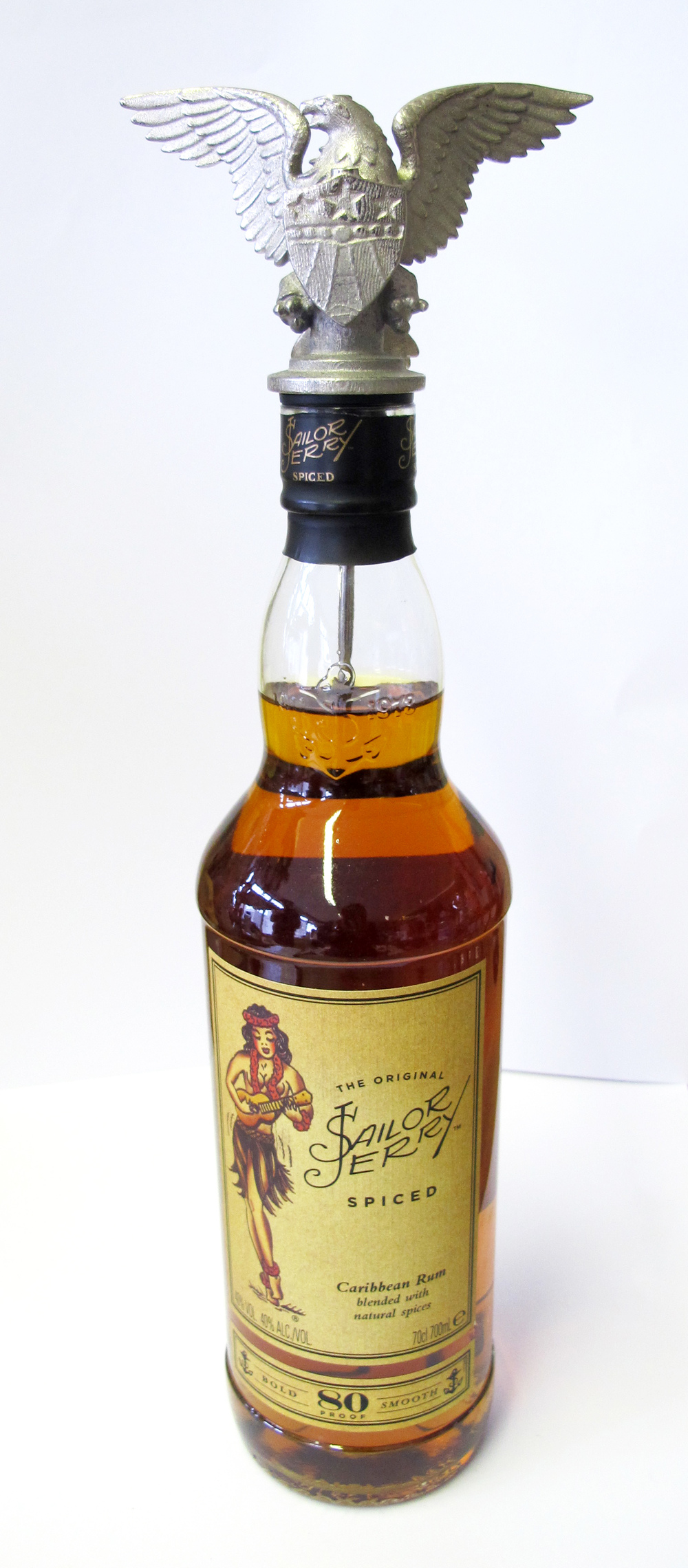 Sailor Jerry Rum Eagle Speed Pourer