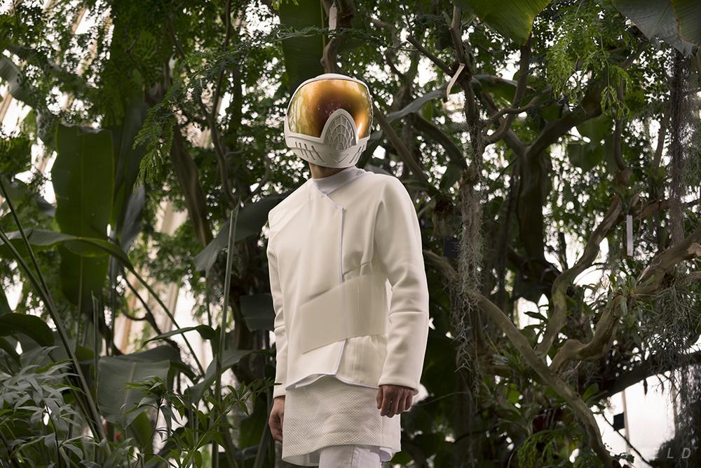 Field.io - helmets for virtual reality exhibition
