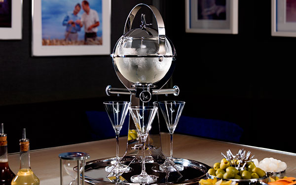 Grey Goose Martini Pourer