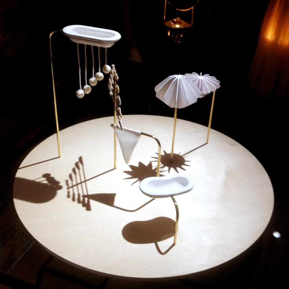Lauren Davies - 'Solar Ascent' for London Design Festival