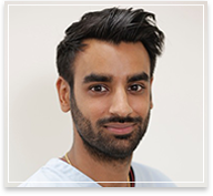 Meet our Sedation Dentist  -  Nilesh