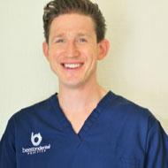 Principal Dentist   Chris Navarro BDS MFGDP  GDC 82120