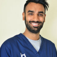 Dentist Nilesh Dayaram  GDC 230609
