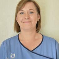 Trainee Dental Nurse Agnieszka Frackowiak