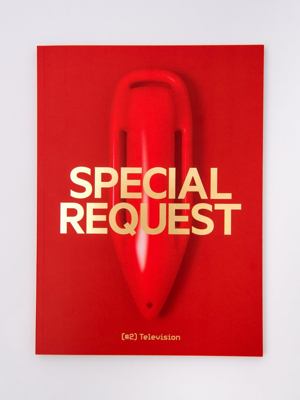 The cover of Special Request, issue 2