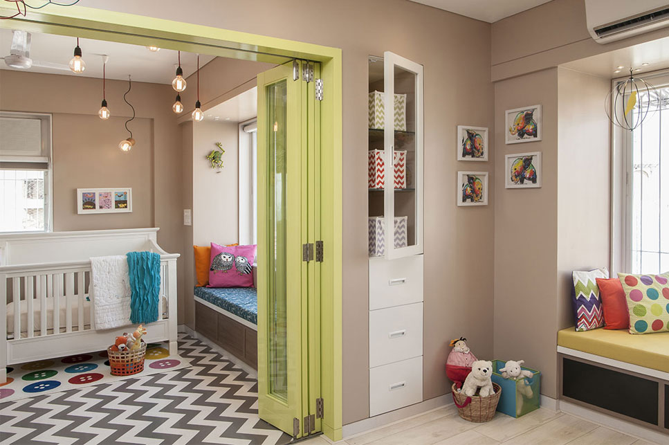 BEDROOM + PLAYROOM