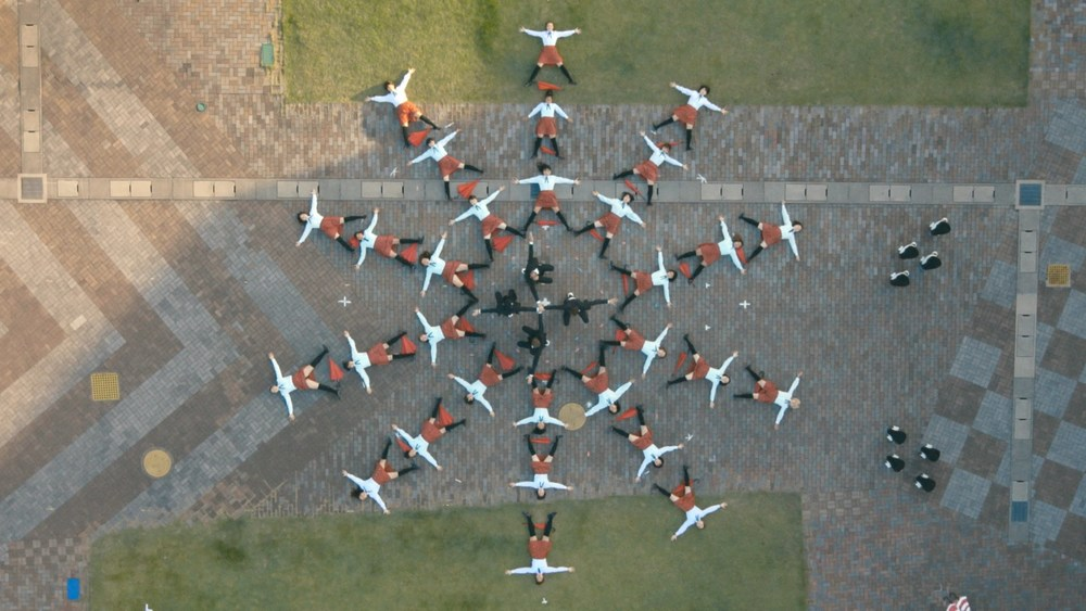 "A music video for OK Go's  ""I Won't Let You Down""  in collaboration with Honda."