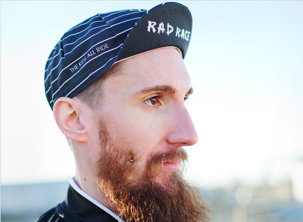 RAD RACE Cycling Cap