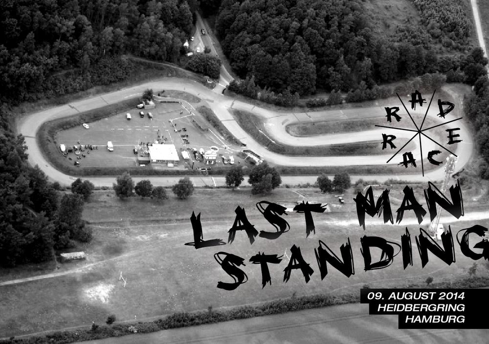 RAD RACE Heidbergring