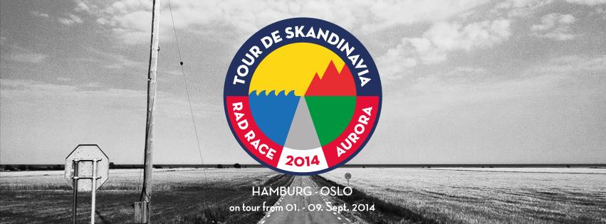 RAD RACE x Tour de Skandinavia