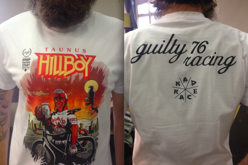 RAD RACE x Guilty76 Bergfest Shirt
