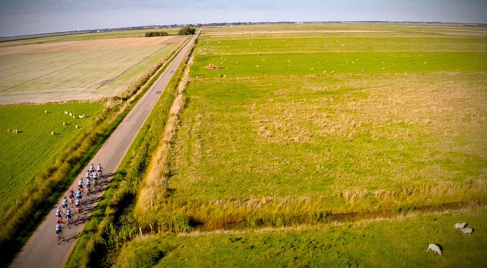 This is how Denmark said HELLO! Pic taken by Etienne Heinrich.