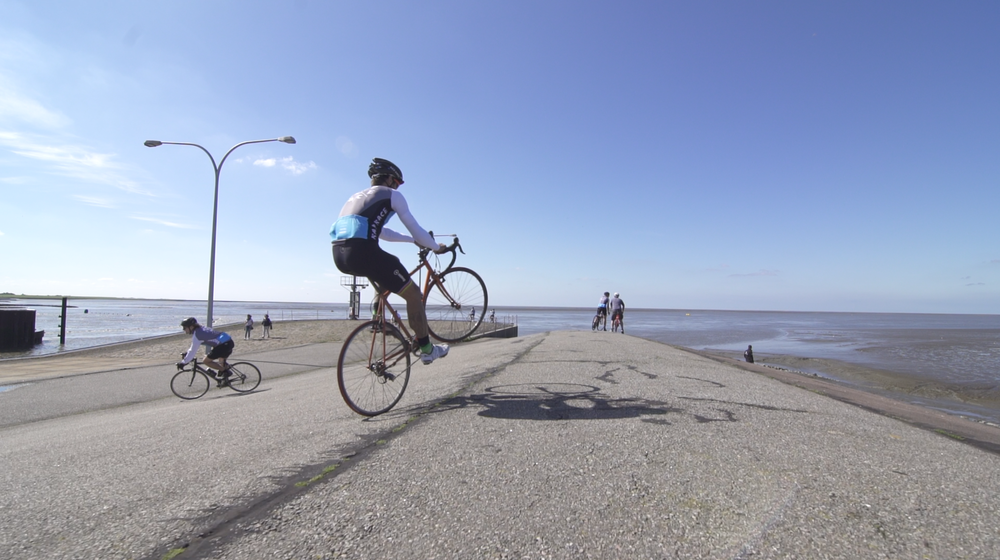 Danny on the brand new Bombtrack Arise... Pic by Gerrit Piechowski.