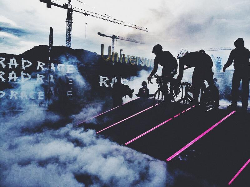 RAD RACE Battle