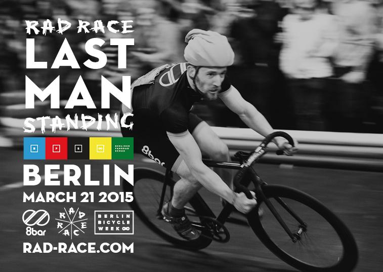 Last Man Standing 2014: Max Baginski // 8bar bikes.