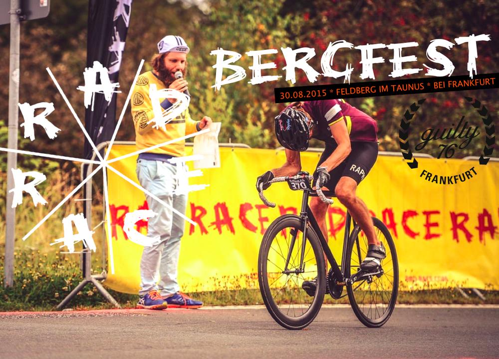 RAD RACE BERGFEST 2015