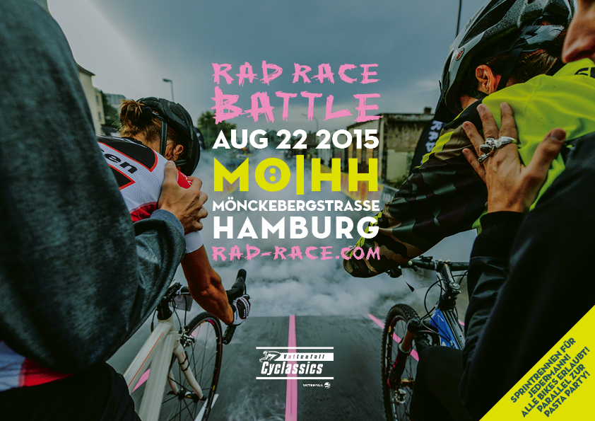 RAD RACE BATTLE HAMBURG 2015
