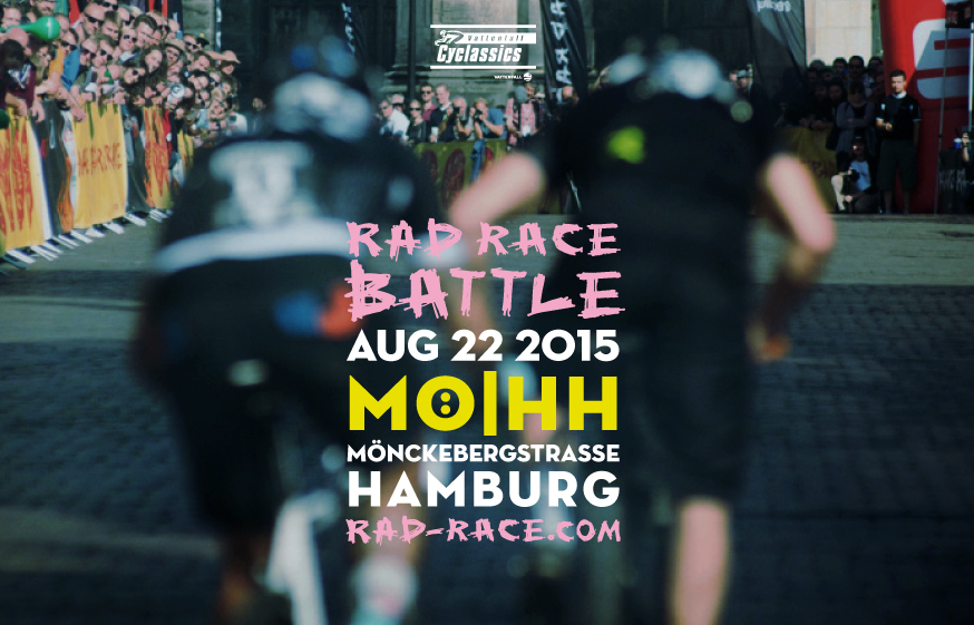Rad Race Battle Hamburg