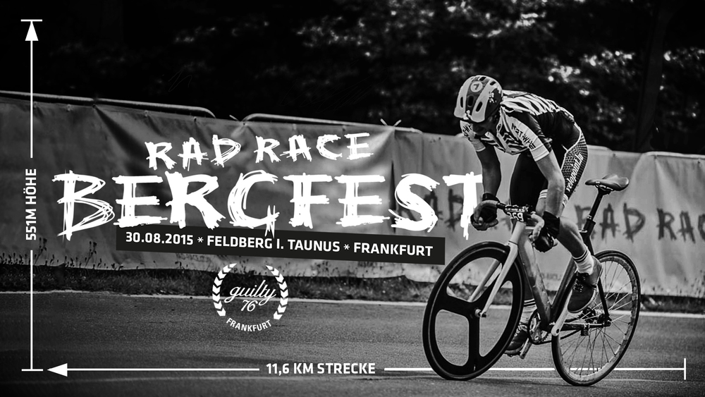 RAD RACE Bergfest 2015