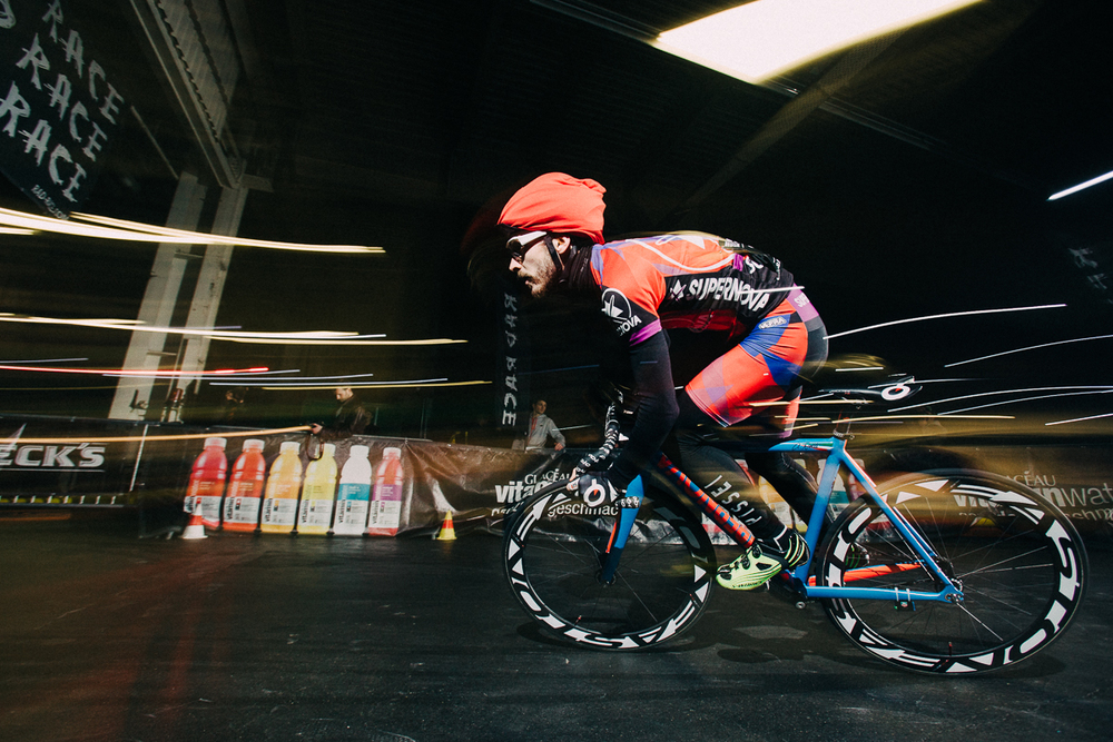 Last Man Standing Augusto Reati // Supernova Bikes