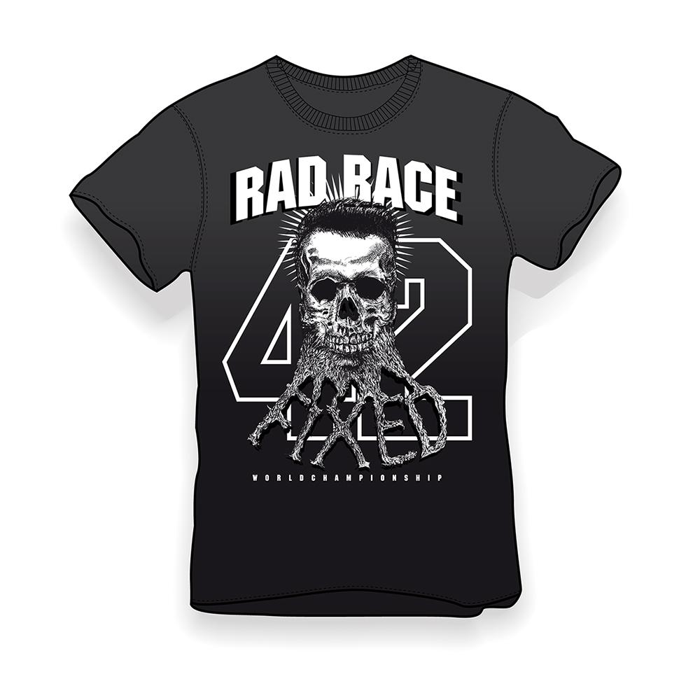 RAD RACE FIXED42 SHIRT