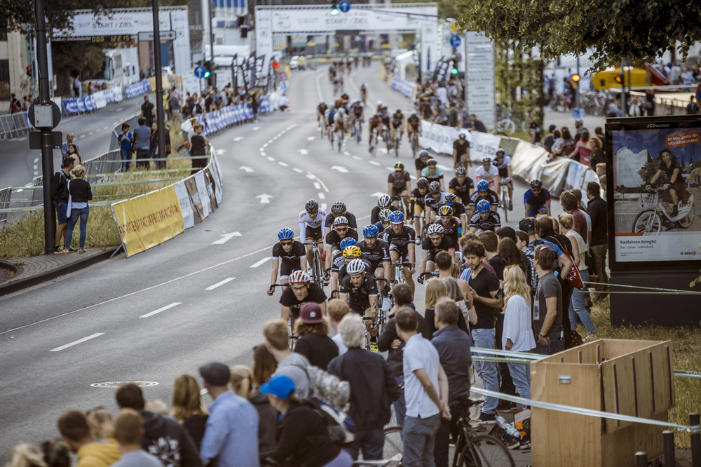 RAD RACE CRIT, Cologne June 13th - Pic by Nils Laengner