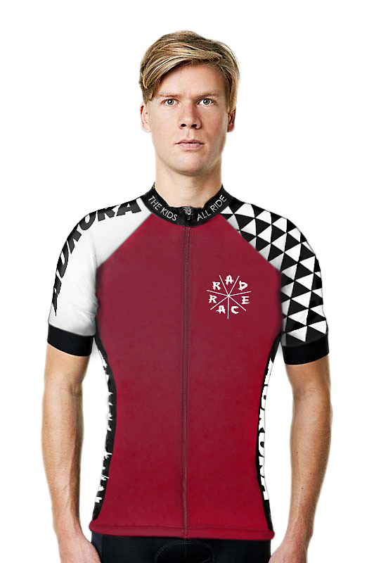 RAD RACE x AURORA Farewell Cycling Jersey