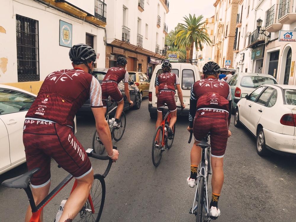 RAD RACE Tour De Espana 2015
