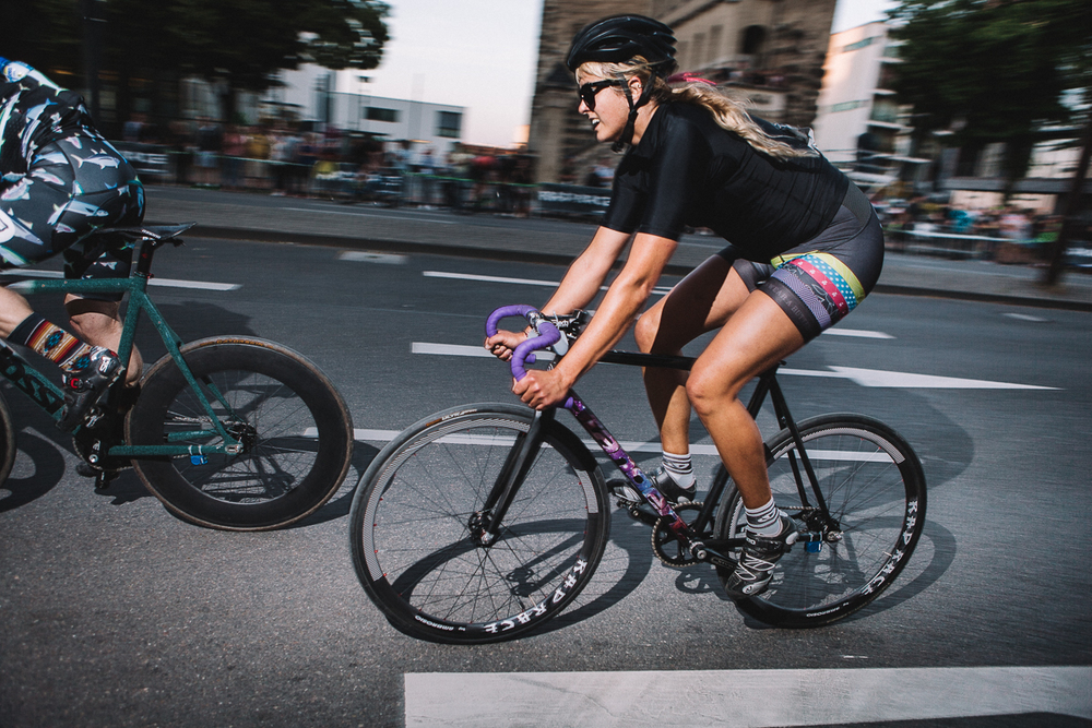 RAD RACE CRIT, Cologne June 13th 2015, Pic by Jason Sellers