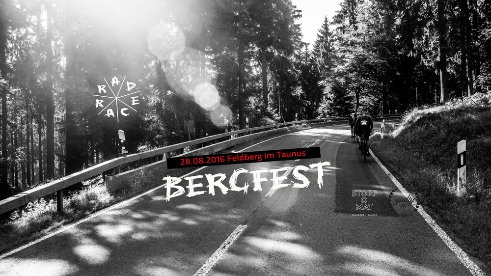 RAD RACE BERGFEST 2016