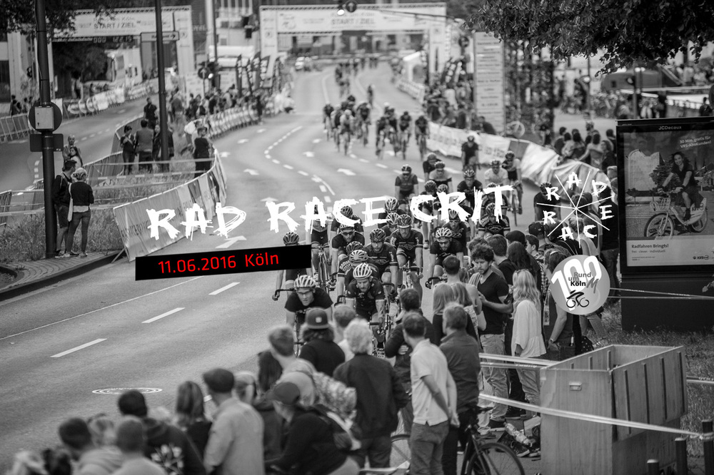 RAD RACE CRIT Cologne