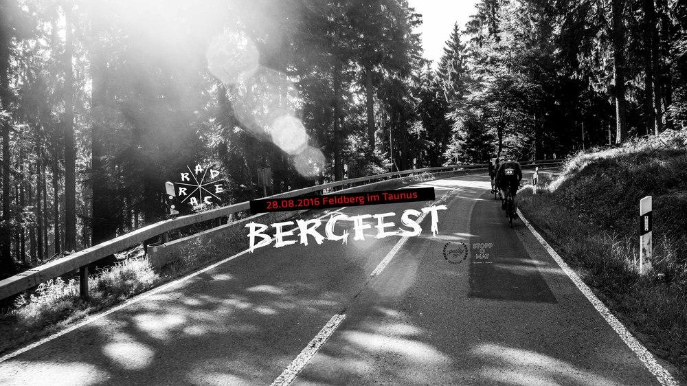 BERGFEST FRANKFURT 28.08.2016