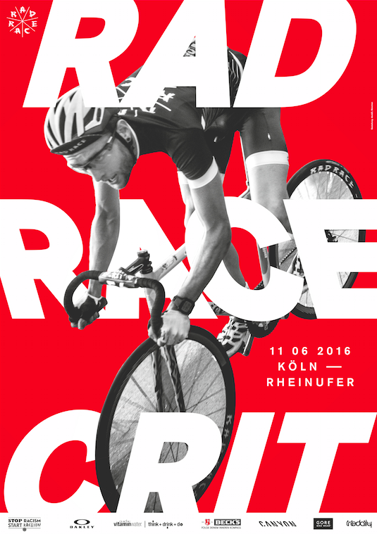 RAD RACE CRIT COLOGNE 2016