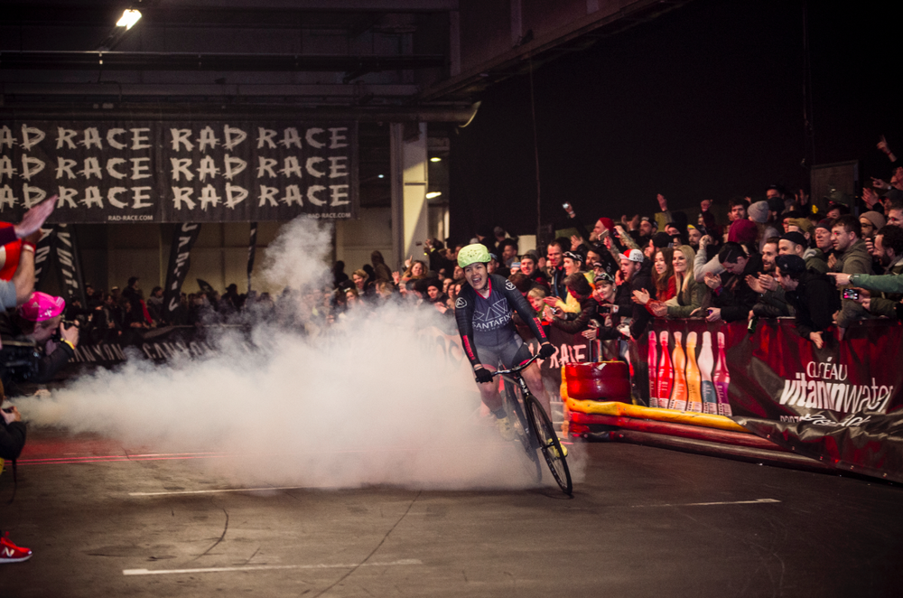 Last Woman StandinG: Francisca Campos // Raw Santafixie Team SHOT BY NILS LAENGNER.