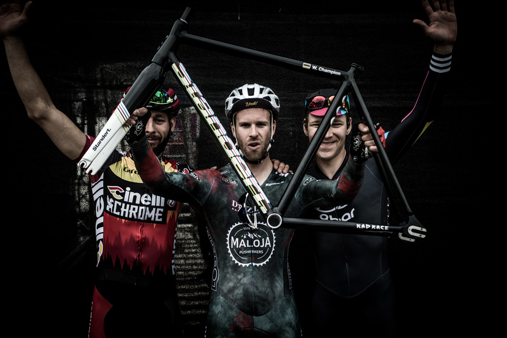 MARIUS PETRACHE, WORLD CHAMPION alex müller, MAXE FASCHINA. Pic by Drew Kaplan.