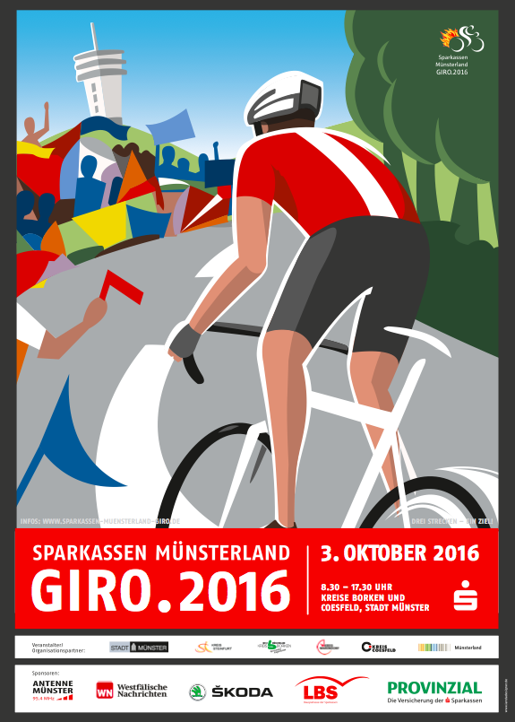 Münsterland Giro 2016