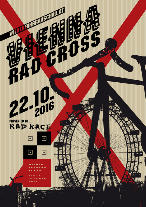 VIENNA RAD CROSS WIEN 22.10.2016