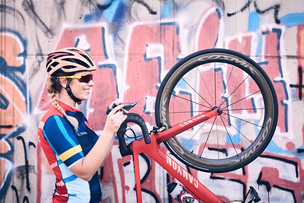 RAD PACK Tamika Hingst RAD RACE