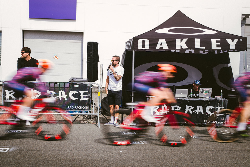 RAD RACE CRIT - Foto von @degroteplaant