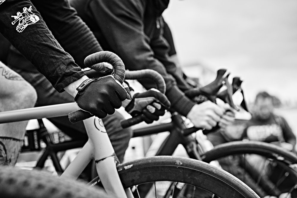 BIKE SPECS: - All bikes are welcome.Fixed, Road, MTB, BMX, or your granny's old bike.