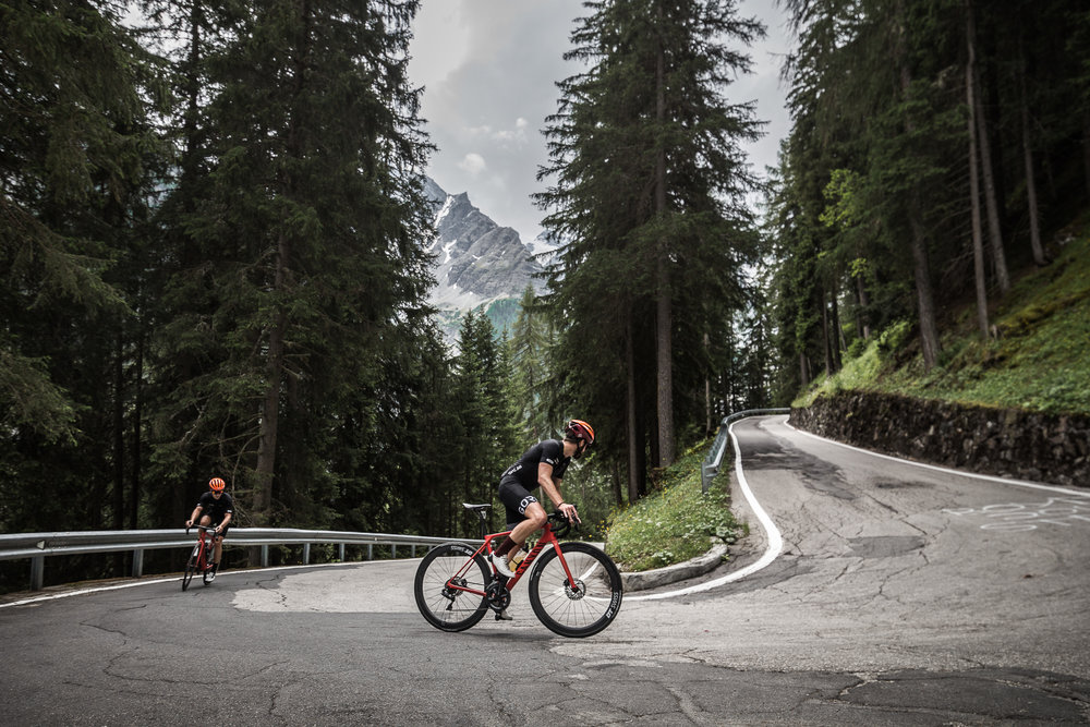 ROUTE: - Augsburg - Füssen - Nauders - Kaltern - Levico Therme - Feltre5 Days of riding and good times. 627 km over the alps.You and 499 friends.Find the all route information here: