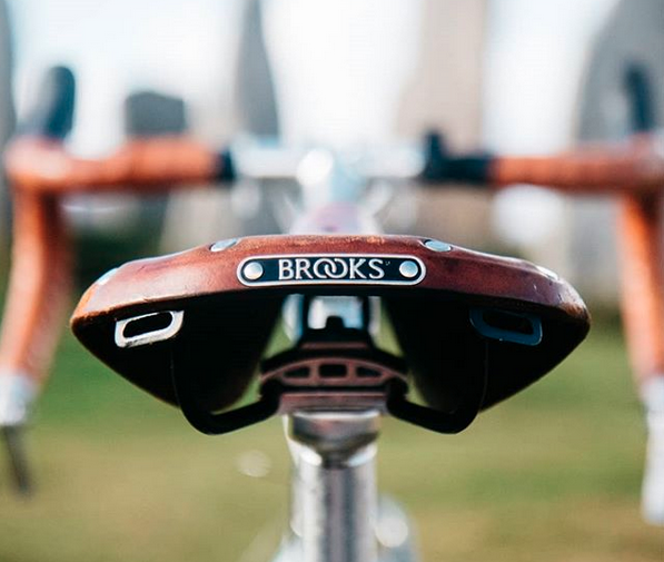 BROOKS ENGLAND - THE BEST FOR RIDING SINCE 1866